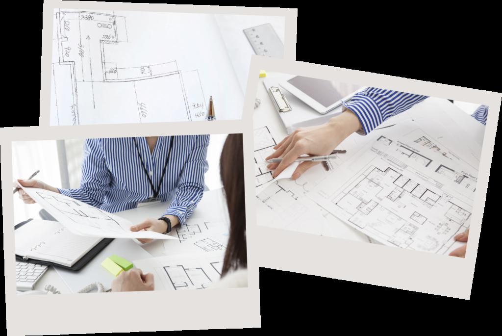 新築設計、リノベーション